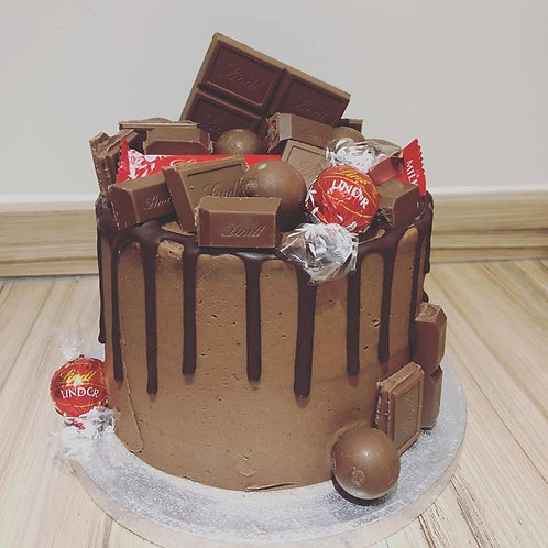 Chocolate Lindt Cake