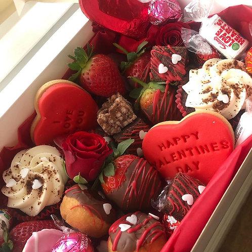 Valentine's Day Grazing Box