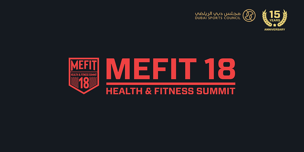 MEFIT Summit 2018 (Club Discount)