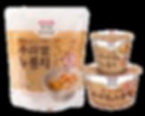 대상 종가집 우리쌀 누룽지 봉지 컵.png