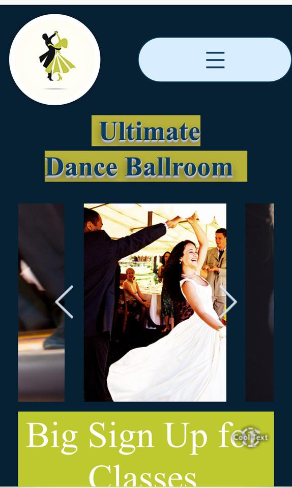 Ultimate Dance Ballroom