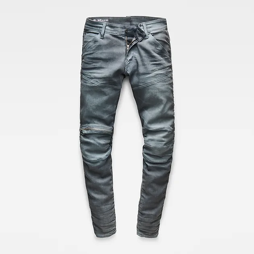 G Star5630 3D Zip Knee Jeans