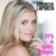 SAMANTHA NEW COVER- ITS A GIRL THING 11.