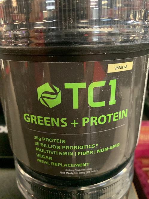 TC1 Greens + Protein
