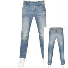 G Star Raw 5620 Elwood 3D Straight Jeans Blue