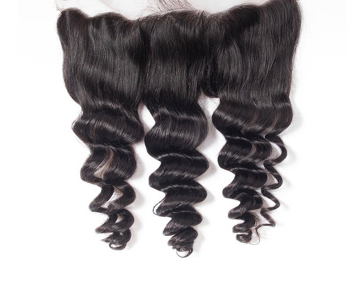 Loose Wave 13x4 frontal