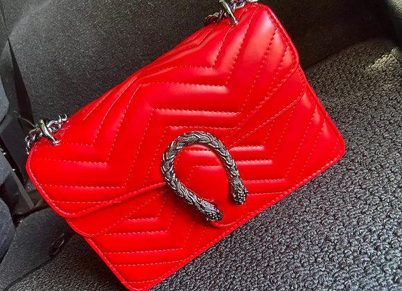 Boujie Girl Red