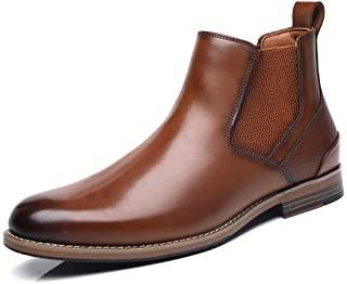 JORDI GIGO Slip On Chelsea Boots for Men