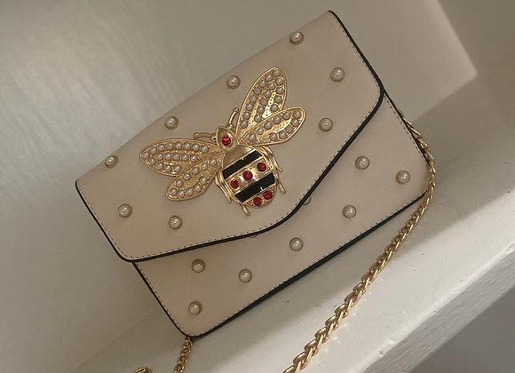 Bey Handbag ()White