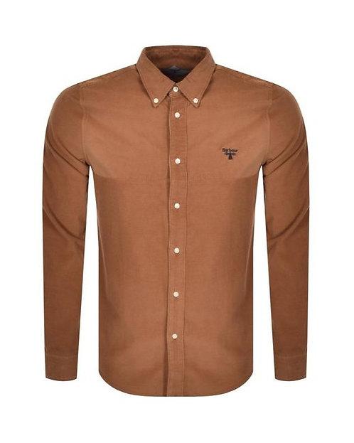 Barbour Men's Brown Balfour Shirt