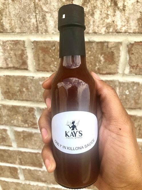 Only in Killona Sauce