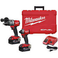 Milwaukee Drill Kit (2997 Model)