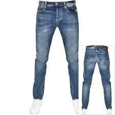 G Star Raw G Bleid Slim Jeans Blue