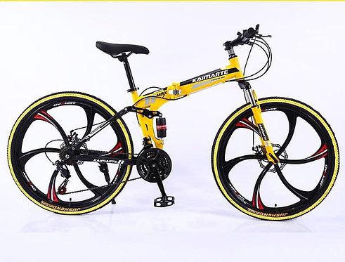 Kaimarte 26inch folding mountain bike