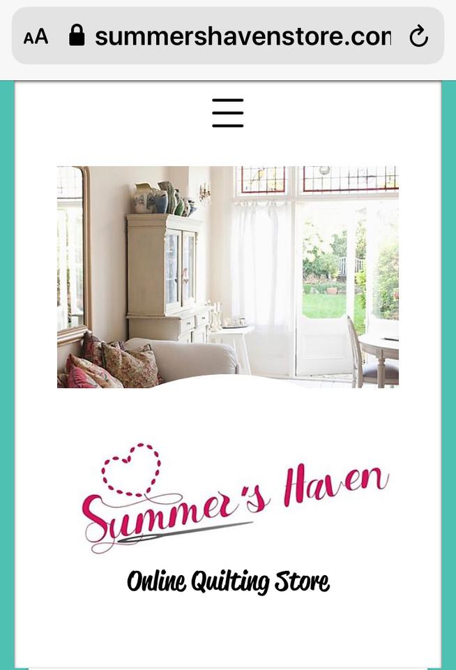Summer Haven Online Quilt Store
