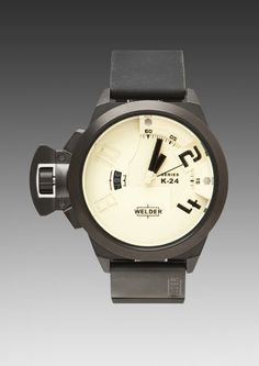 Welder Unisex  Oversize Watch