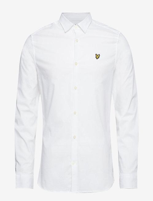 Lyle & Scott - LS Slim Fit Poplin Shirt