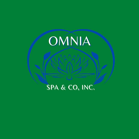 Omnia Spa LOGO Green Background.png