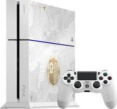 PlayStation 4 500GB Limited Edition Console - Destiny