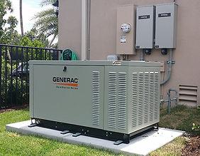 Generator Installation Houston