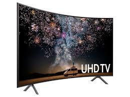 Samsung 4K Curved TV