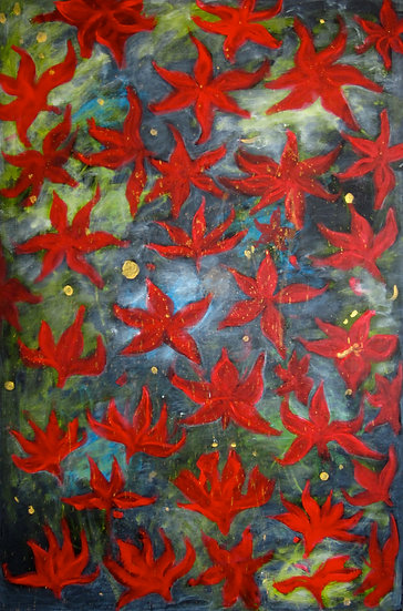 Dance of the Red Flowers