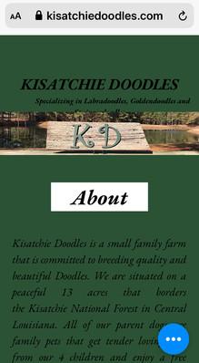 Kisatchie Doodles