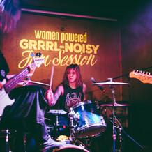 Noisy grrl session by Maren Michaelis-26