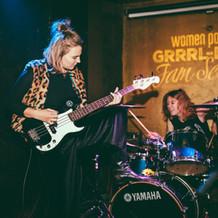 Noisy grrl session by Maren Michaelis-34