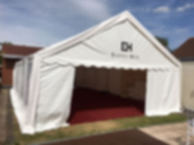 6m Eventz Hire Marquee