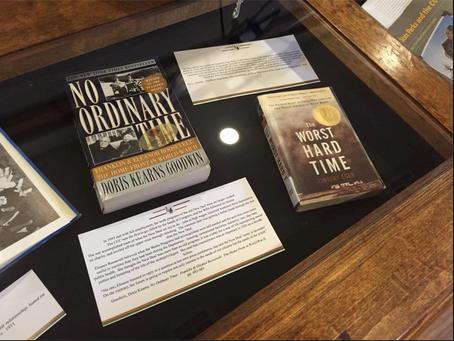 CCC Exhibit Includes Books