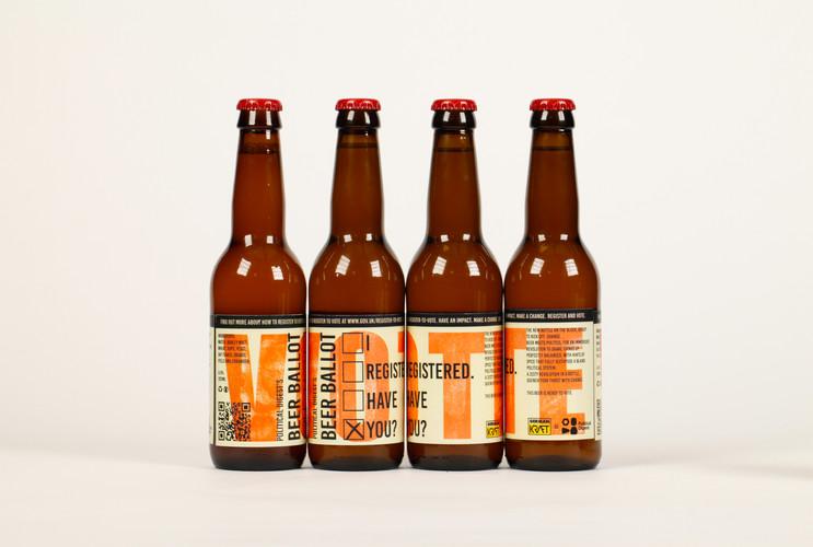 Beer Ballot /