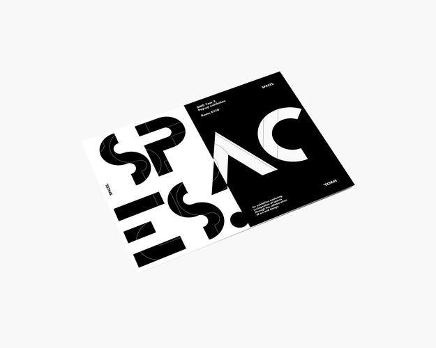 Spaces. Exhibition /