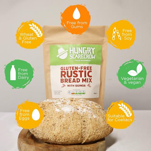 Gluten-Free Rustic Bread Mix 1.5kg