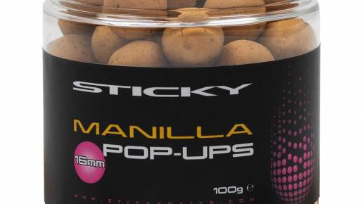 Sticky Baits Manila Pop Ups