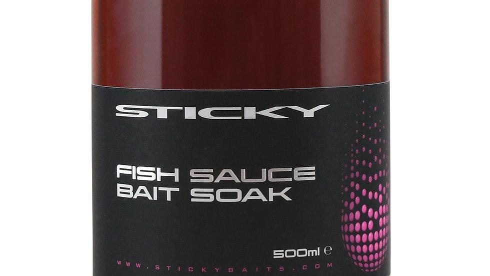 Fish Sauce bait Soak