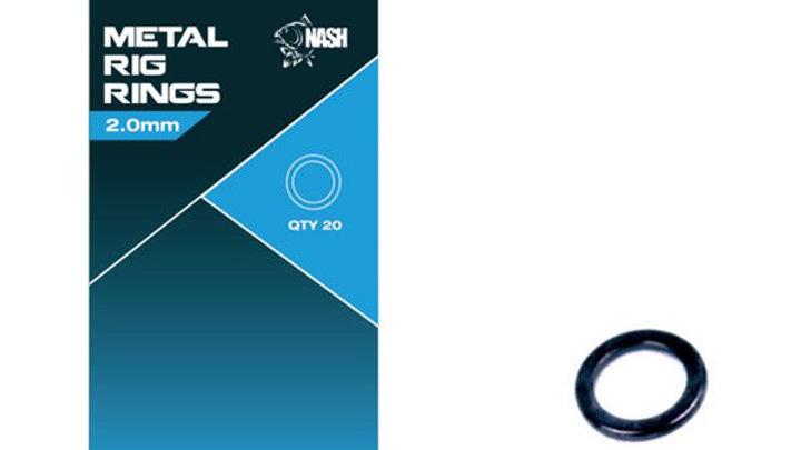 Nash Rig Rings 2.0mm
