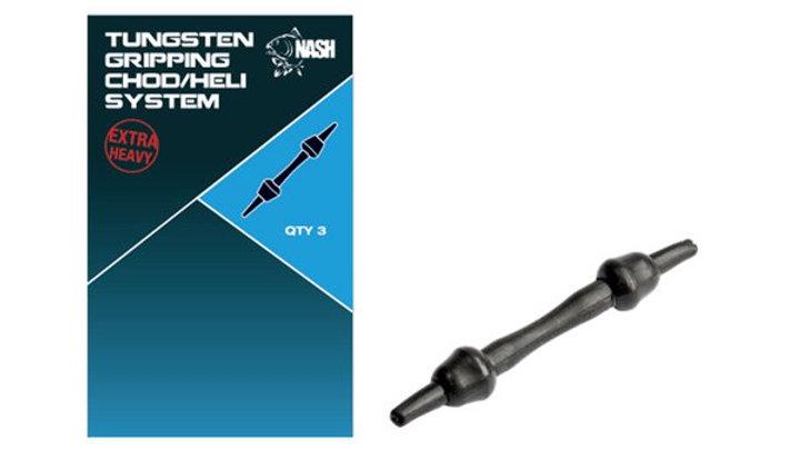 Nash Tungsten Gripping Chod/Heli system.