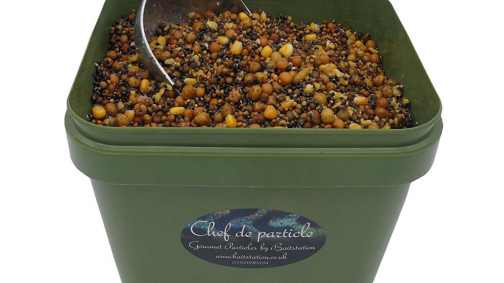 Gourmet 6 seed spod mix