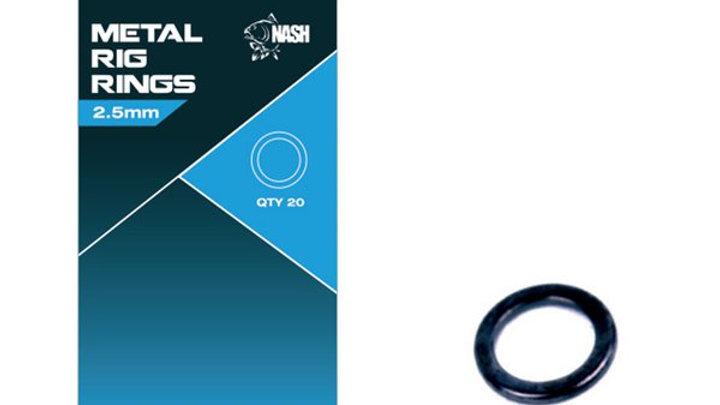 Nash Rig Rings 2.5mm