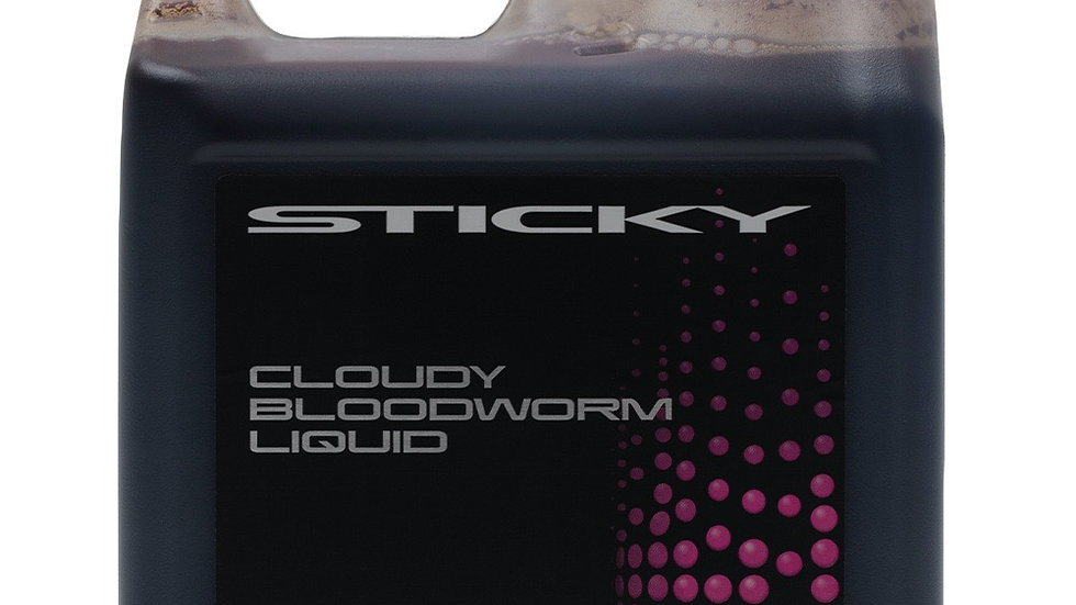 Cloudy Bloodworm Liquid