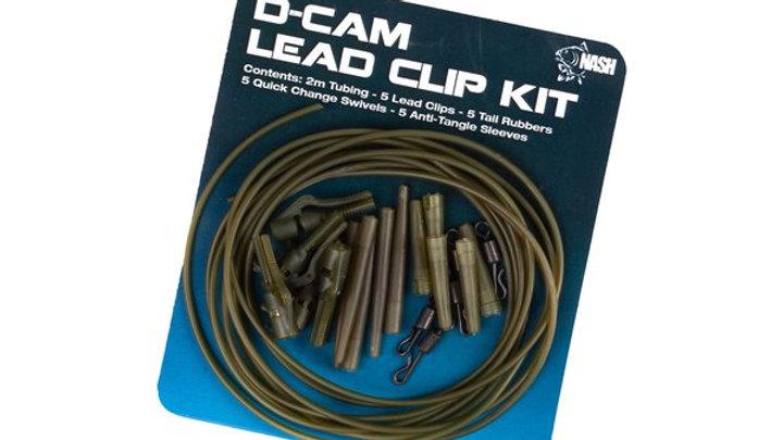Nash Lead Clip Kit D-Cam