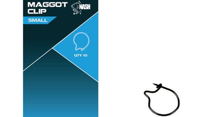 Nash Maggot Clips (small)