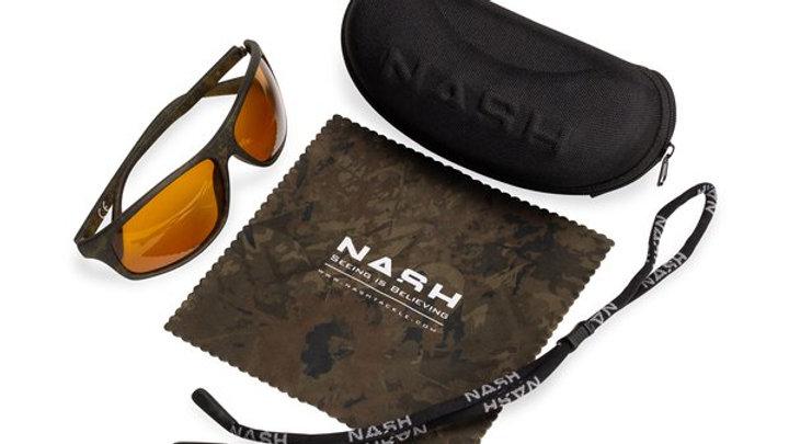 Nash Camo Wraps (yellow)