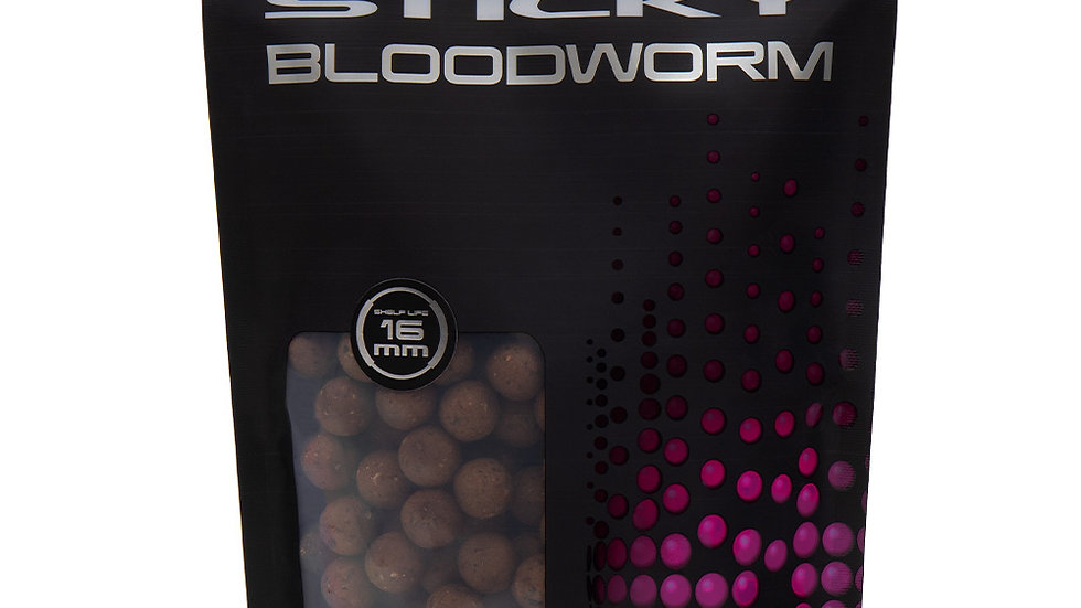 1kg Bloodworm Shelf Life