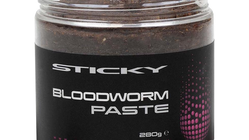 Bloodworm paste