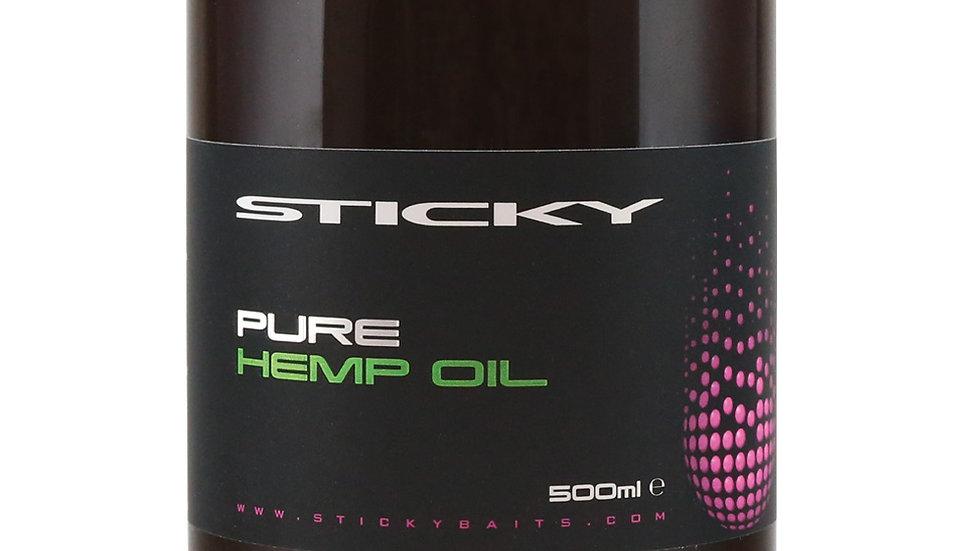 Pure hemp oil