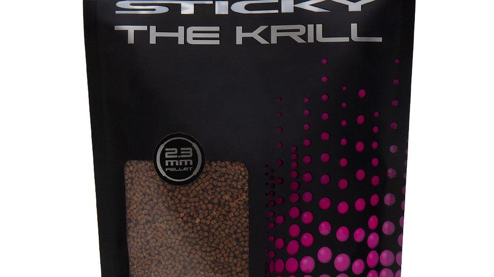 Sticky Baits The Krill Pellets