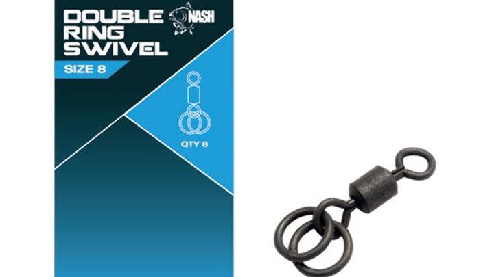 Nash Double Ring Swivel