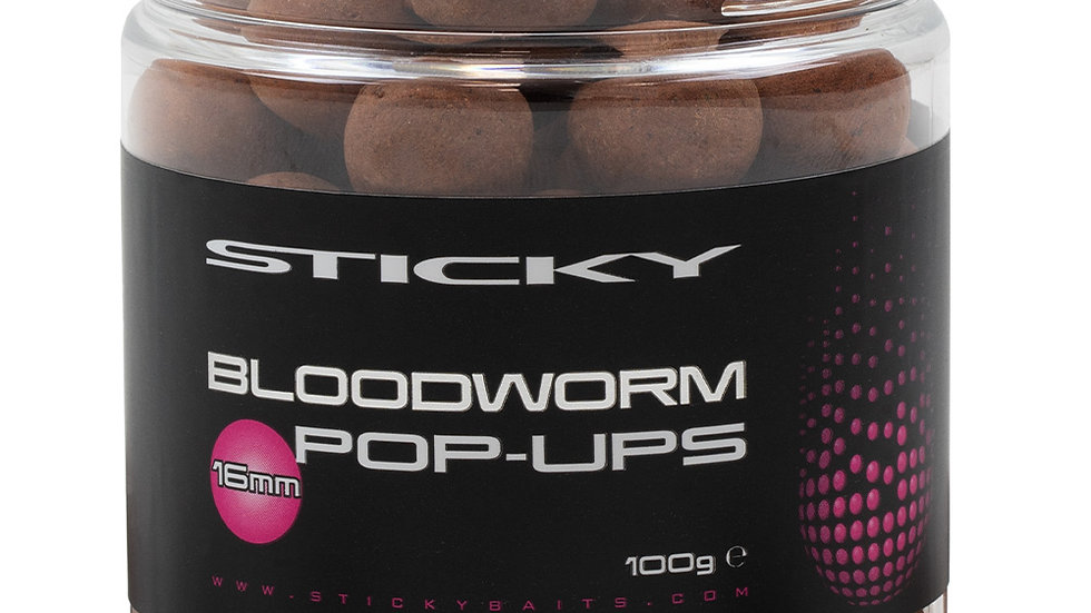 Sticky Baits Bloodworm Pop Ups